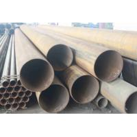 Wholesale Q235, Q345B, S355, ST52 Welded Steel Pipes, Welding Steel Pipe, ERW Round Pipe ASTM, API 5L PSL1 from china suppliers