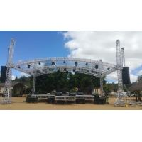 Wholesale Highly Used Oudoor Event Aluminum Stage Lighting Truss With Canopy from china suppliers