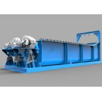 Wholesale 12500MM Flume Length Sand Screw Wash Plant Fine Material Washer from china suppliers