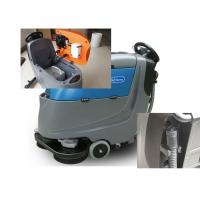 Wholesale CE Certificate Commercial Floor Cleaning Machines , 660mm Dia Factory Cleaning Equipment from china suppliers