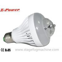 Wholesale 2in1 E27 Rotating RGB LED Club Crystal Bulb Magic Ball Stage Effect Light Lamp  VS-65A from china suppliers