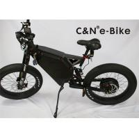 Wholesale 24 Inch Full Suspension Electric Fat Tire Mountain Bike 48v 500w Aluminum Alloy from china suppliers