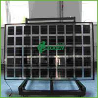 Wholesale 100Wp BIPV Sharp Anti Reflective Coating Solar Panels Monocrystalline For Camping / Home from china suppliers