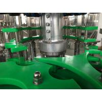 Wholesale Custom Automatic Glass Beer Bottle Filling Machine with Conveying System Controls from china suppliers