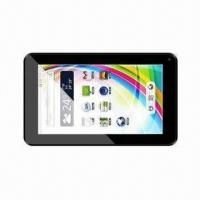 Buy cheap Dual-core RK3066 Tablet PC, Google's Android 4.1 OS, Cortex A9 1.5GHz, Wi-Fi, External 3G from wholesalers