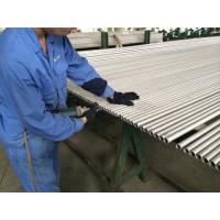 Wholesale AISI304 SS304 TP304 Stainless Steel Pipe ASTM A312 A213 A269 Annealing Pickling from china suppliers