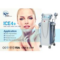 Wholesale Skin Rejuvenation IPL Laser Equipment , Multifunction E-Light Beauty Equipment from china suppliers