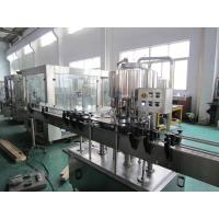 Wholesale Isobaric Wine Bottle Filling Equipment from china suppliers