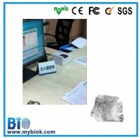 Wholesale USB Fingerprint Scanner for China Ministry for Public Security Bio-6800 from china suppliers