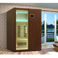 Wholesale Ceramic Heater Home Infrared Sauna Room, 2000w 2 Person Infrared Sauna from china suppliers