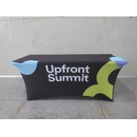 Buy cheap Full Printed Advertising Flag Banners Large Branded Table Cloth from wholesalers