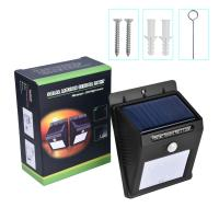 Wholesale Solar Powered Lawn Lights With Motion Sensor , Dusk To Dawn Led Solar Powered Decking Lights from china suppliers