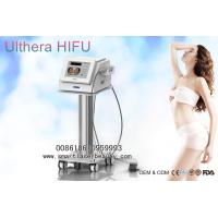 Wholesale Focused Ultrasound HIFU Machine For Facial Lift , Wrinkle Removal , Fat Reduction from china suppliers