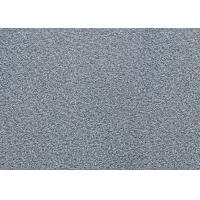 Carpet Textured Vinyl Flooring UV Coated 6 x 36 For Bedroom / Kitchen