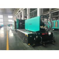 Wholesale 702 CM³ / S Servo Drive Plastic Basket Making Machine 1100 Tonnages Double CPU Control from china suppliers