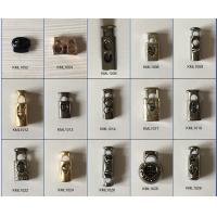 Wholesale metal stopper, cord lock, beads, stopper from china suppliers