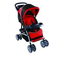 Wholesale Luxury Aluminum Baby Buggy Strollers / Baby Trend Stroller Anti Shock Wheels from china suppliers