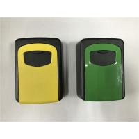 Wholesale Zinc Outdoor Key Safe Box , 4 Digit Combination Key Safe Box from china suppliers