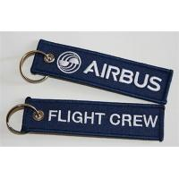 Wholesale Embroidered Key Ring Airbus Flight Crew from china suppliers