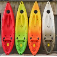 Wholesale Red / Yellow / White Aquamagica Water Park Rides Sit In And Sit On Fishing Kayak from china suppliers