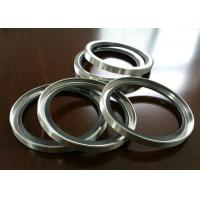 Wholesale PTFE / Teflon SS Shaft Oil Seal With Single Or Double Lips For Air Compressor from china suppliers