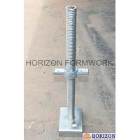 Wholesale Scaffolding jack base and U head. Safe and reliable. Strong flexible from china suppliers