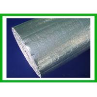 Wholesale Air Cell Silver Double Bubble Foil Insulation Bubble Wrap Environmentally Friendly from china suppliers