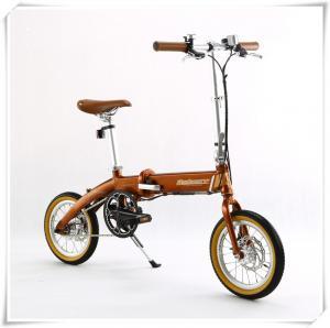 Wholesale Mini Folding AOWA Eelectric Bike Womens 14'' Wheel Electric Foldable Bike from china suppliers