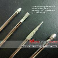 Wholesale ELECTROPLATED DIAMOND BURS/DIAMOND MOUNTED POINTS  sarah@moresuperhard.com from china suppliers