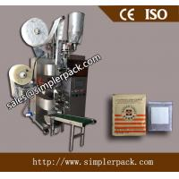 Wholesale Drip Ground Coffee Packaging Machine for Royal Coffee Blue Mountain Coffee PID Automatic Controlling drip coffee packing from china suppliers