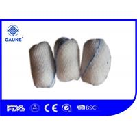 Wholesale White Wound Care Dressings 100% Cotton Gauze Balls Pignut With X-Ray Thread from china suppliers