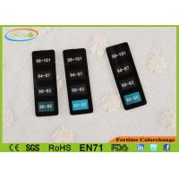 Wholesale Eco-Friendly Adhesive Thermometer Sticker From 86~101℉ , FDA Approved from china suppliers