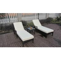 Wholesale Comfortable Rattan Sun Lounger from china suppliers