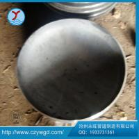 "Wholesale ASME B16.9 Matrial A234 WPB Carbon Steel Domed 1/2""-48"" End Cap dish from china suppliers"