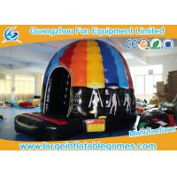 Wholesale Online Buy Wholesale Disco Dome Inflatable Dome Slide Combo From China from china suppliers