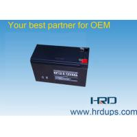 Wholesale Rechargeable Lead-acid Battery from china suppliers