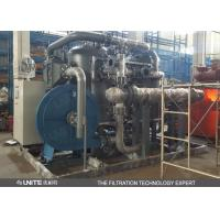 Wholesale Power plant water filtering system with back blow system of automatic cleaning control from china suppliers