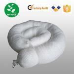 Oil Absorbent Sock boom 100% polyproplene Fiber  for oil spill control