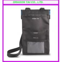 Wholesale Travel small shoulder bag with three pocket ,  travel cell phone bag; from china suppliers