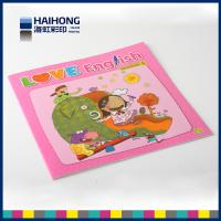 Wholesale Personalized Loving English Art child school book printing , saddle stitch from china suppliers