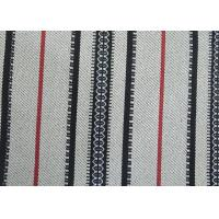 Wholesale Home Decor Black And White Striped Outdoor Fabric Upholstery Material from china suppliers