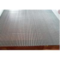 Wholesale aluminium folding window screen mesh 14 / 16 / 18 inch with Plain Weaving from china suppliers