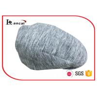 Wholesale Crushable Flat Hat Stretch Feature And Custom Logo Winter Flat Cap from china suppliers