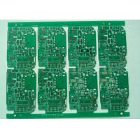 Wholesale Green Solder Mask Custom PCB Design HASL Lead Free with UL White Silkscreen from china suppliers