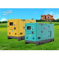 Wholesale 1500rpm / 1800rpm Diesel Power Generator Soundproof Enclosure from china suppliers