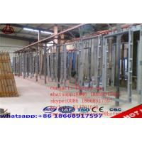 Buy cheap Concrete Lightweight EPS Wall Panel Forming Machine GRG / GRC Board Making from wholesalers