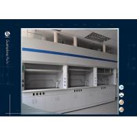Wholesale Perchloric Acid Ductless Fume Cupboard , Steel Portable Laboratory Fume Hood from china suppliers