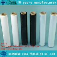Wholesale LLDPE stretch/shrink/cling folie with colour or transparent from china suppliers