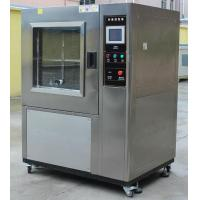 Wholesale IP3 / IP4 IP Test Equipment Lamp Sand and Dust Testing Chamber OEM from china suppliers