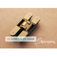 Wholesale Heavy Duty Door Invisible 3d German Hinges With Zinc Alloy Material from china suppliers